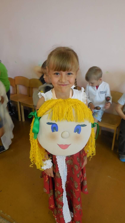 Платочная кукла своими руками